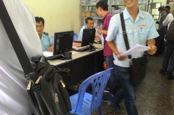 Dịch vụ hải quan tại cửa khẩu Nam Giang (Quảng Nam) đi Lào
