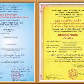 Dịch vụ xin cấp giấy phép xuất nhập khẩu Bộ Công thương