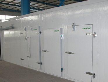 Hệ thống Kho Lạnh ViettelCargo