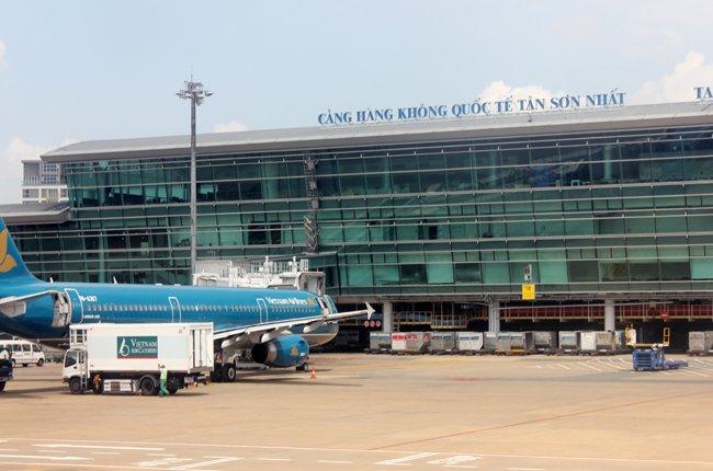 Dịch vụ mở tờ khai hải quan tại sân bay Tân Sơn Nhất