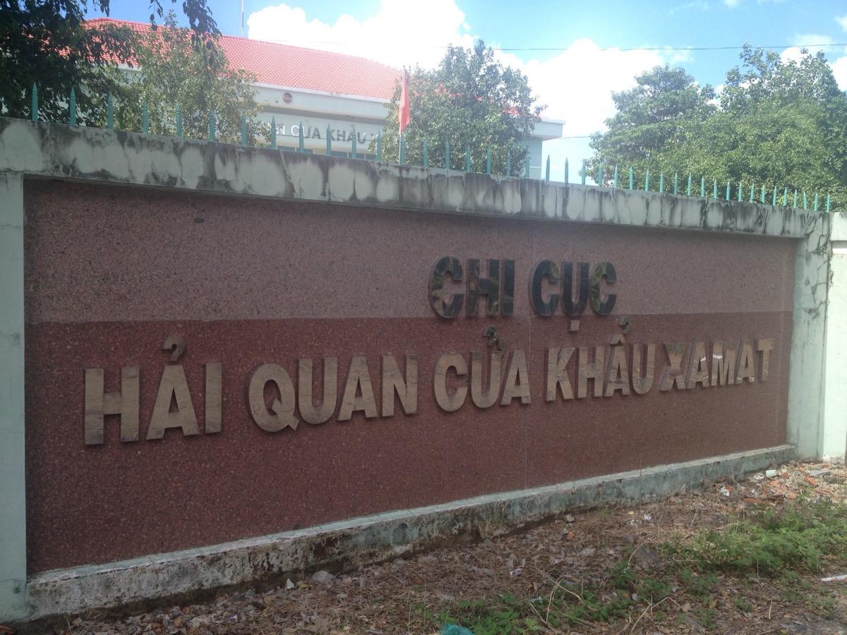 Dịch vụ khai báo hải quan Xa Mát - Tây Ninh