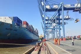 Khai báo hải quan, mở tờ khai tại cảng Lạch Huyện, Hải Phòng