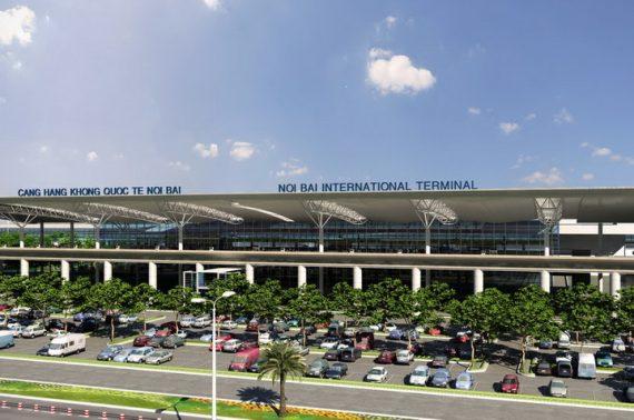 Dịch vụ khai báo hải quan, mở tờ khai hải quan tại sân bay Nội Bài