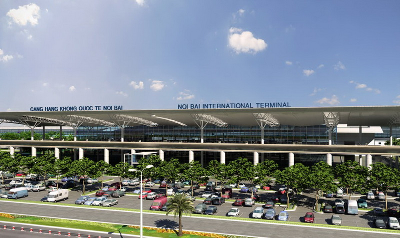 Khai báo hải quan, mở tờ khai tại sân bay Nội Bài