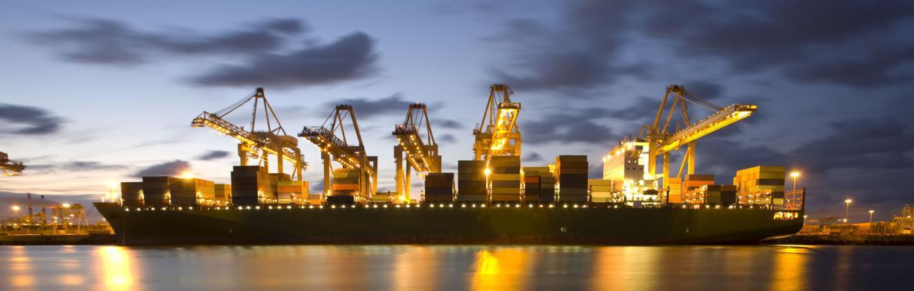 Vận chuyển hàng hóa bằng đường biển đi Trung Quốc