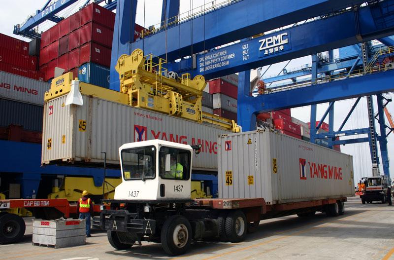 Dịch vụ vận chuyển linh kiện điện tử xuất khẩu