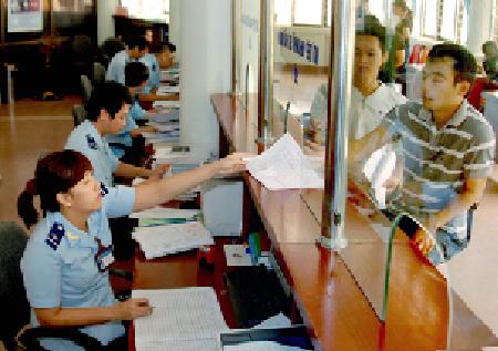 Dịch vụ khai báo hải quan tại Tây Trang đi Lào