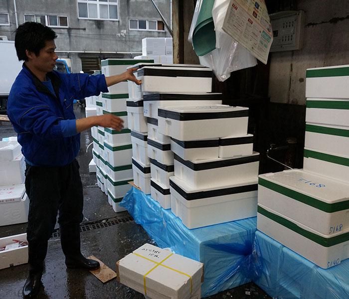 Giao nhận thủy sản xuất khẩu sang Kuala Lumpur