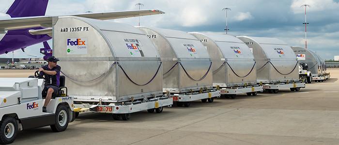 Dịch vụ chuyển phát nhanh quốc tế đi Mỹ