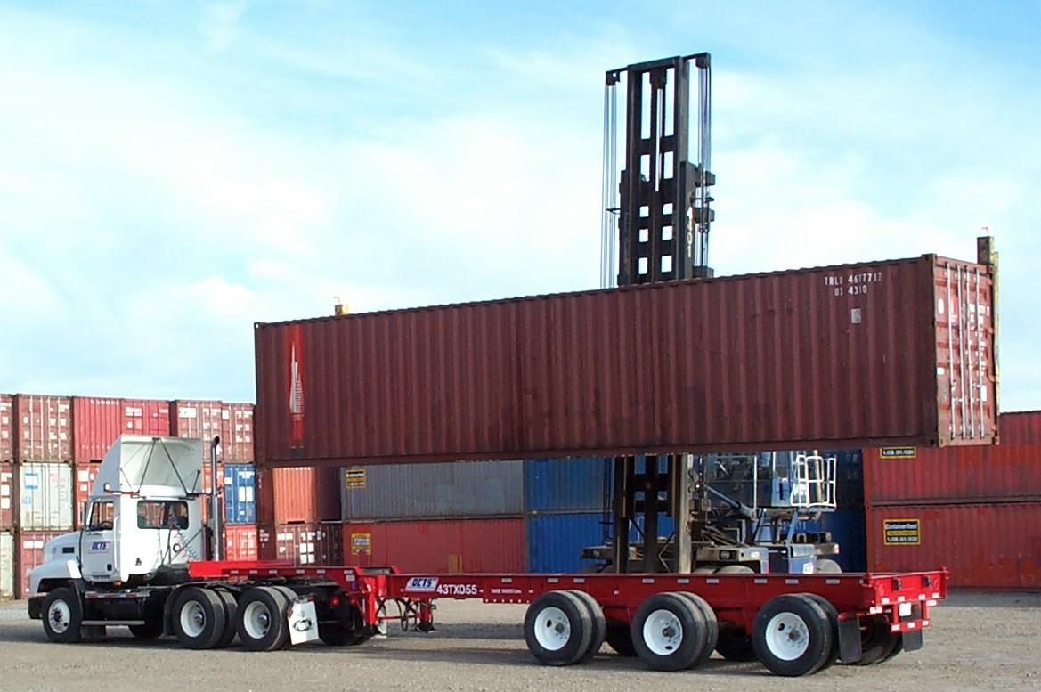 Dịch vụ cho thuê container giá rẻ