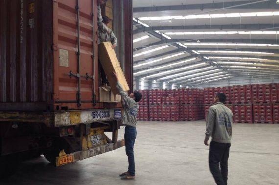 Dịch vụ vận tải đường bộ từ Cà Mau đi Lào uy tín