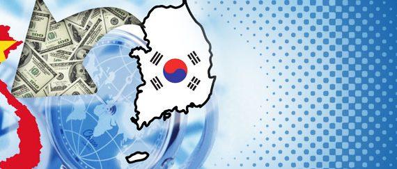 Report on trade between Vietnam and South Korea