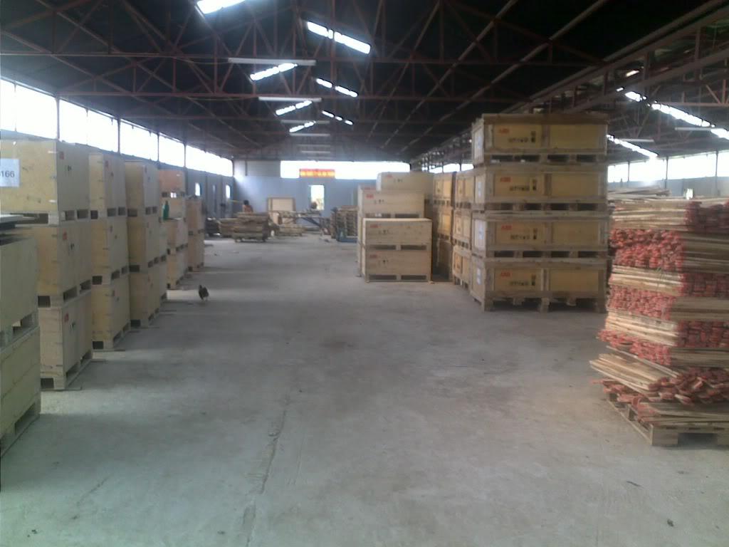 Bestcargo tổ chức cho thuê kho bãi tại các khu công nghiệp