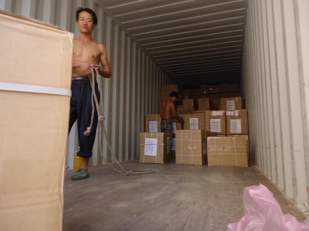 ViettelCargo tổ chức vận tải container chuyên nghiệp, giá rẻ