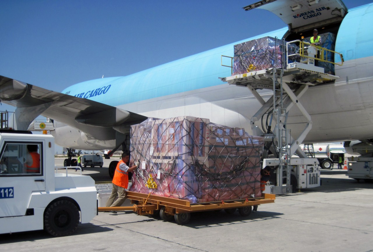 ViettelCargo tổ chức vận chuyển hàng không đi Trung Quốc