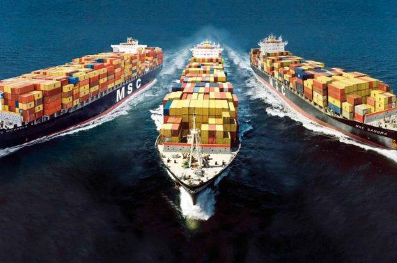 Nhận vận chuyển gửi hàng đi Mỹ bằng đường biển