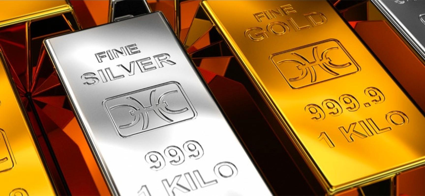 nhập khẩu vàng bạc