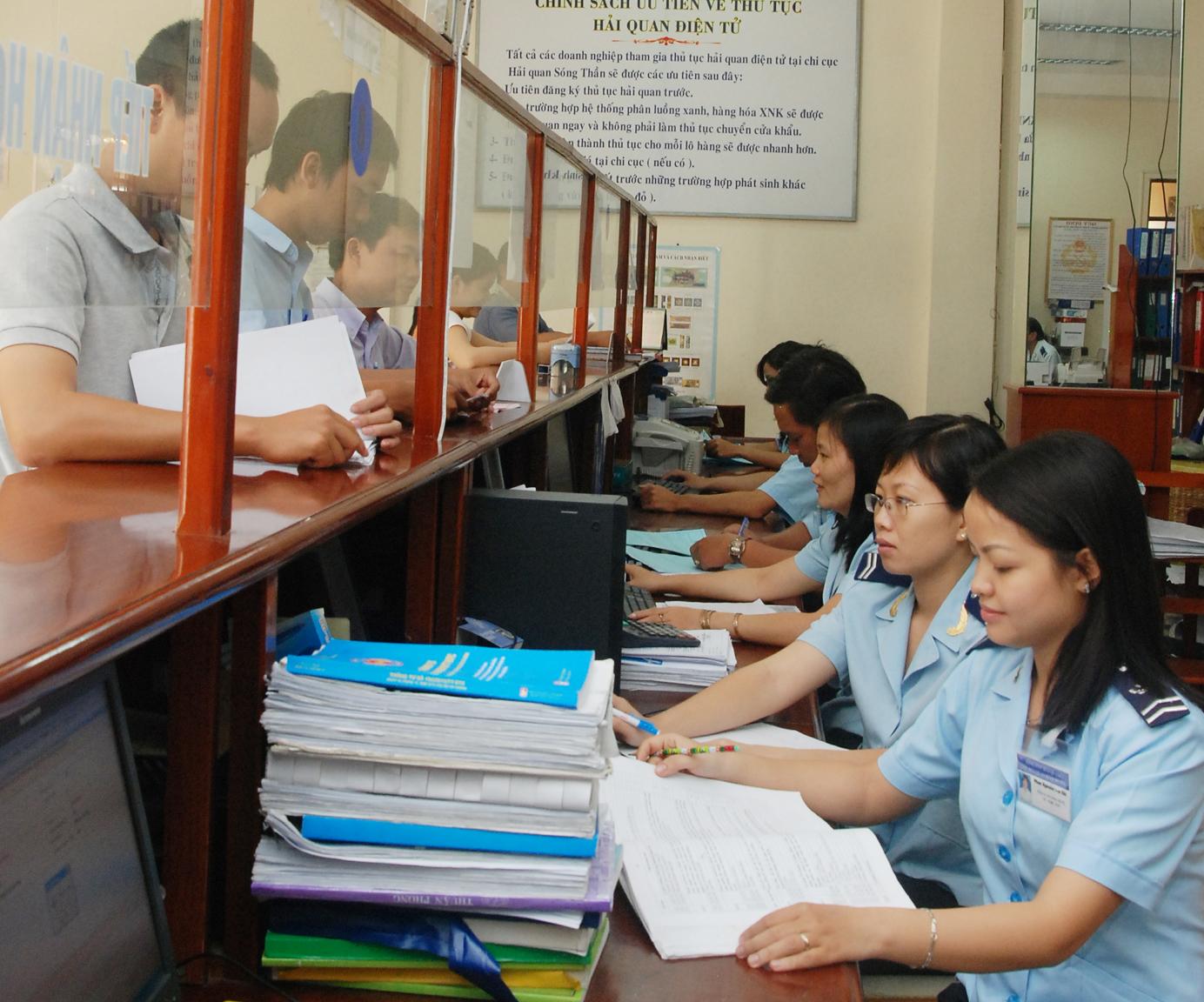 Dịch vụ khai báo hải quan đi Lào