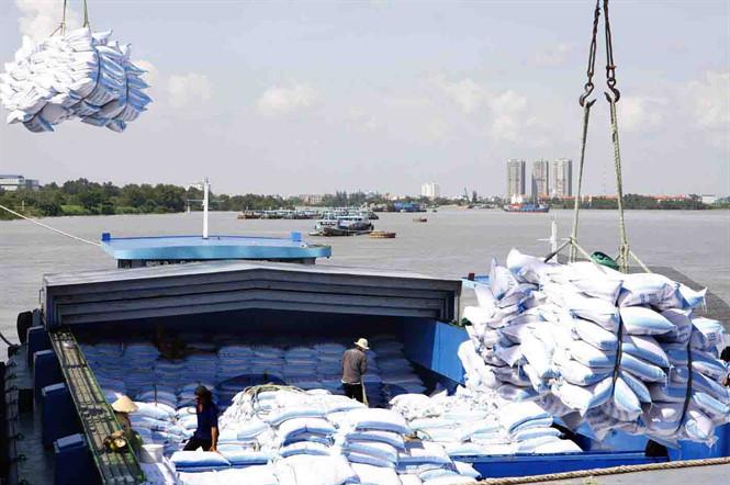 ViettelCargo tổ chức giao nhận, chuyên chở các mặt hàng phân bón xuất khẩu