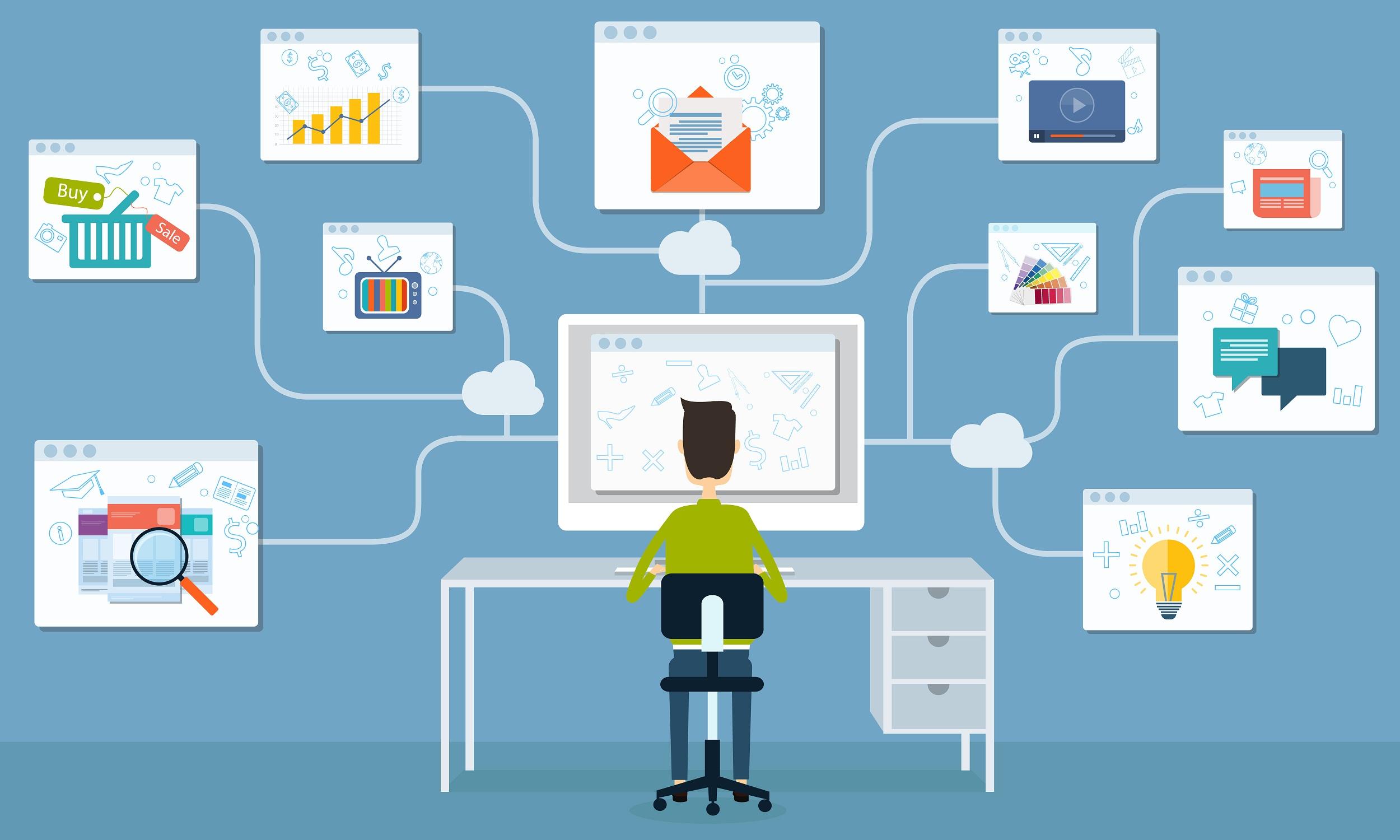 kinh doanh trên Facebook, kinh doanh online