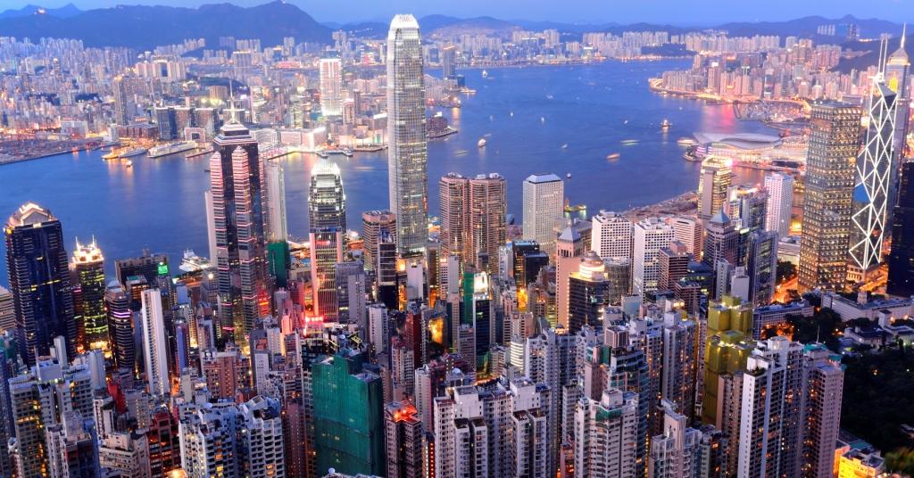 Hong kong - thành phố nhộn nhịp