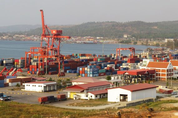 Bảng giá vận chuyển hàng hóa đường biển bằng container