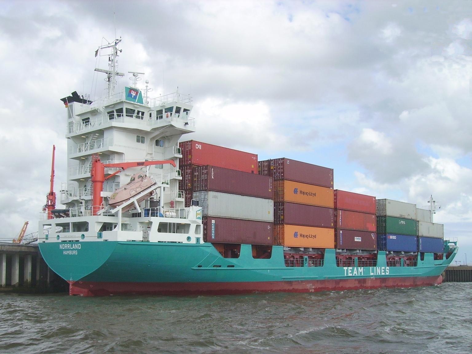 ViettelCargo tổ chưc vận chuyển hàng hóa đường biển nội địa