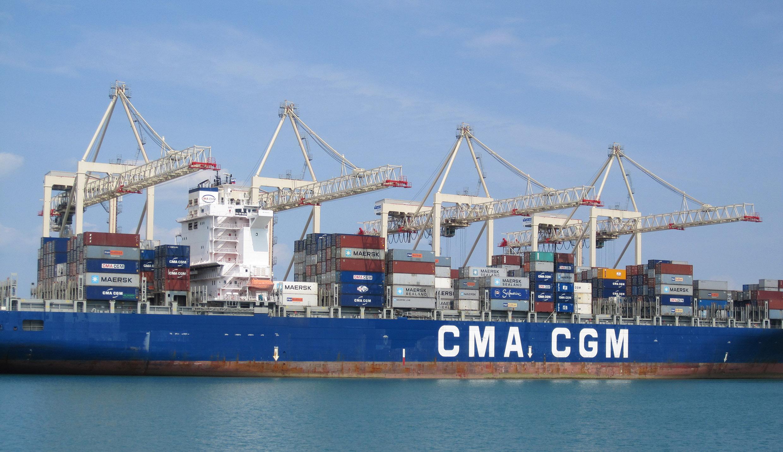 Dịch vụ vận tải đường biển từ cảng Hải Phòng tới cảng Chennai giá rẻ của ViettelCargo