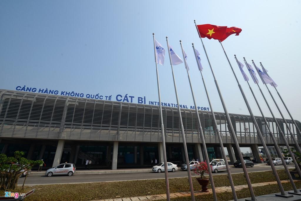 Chuyển phát nhanh Hồ Chí Minh - Hải Phòng