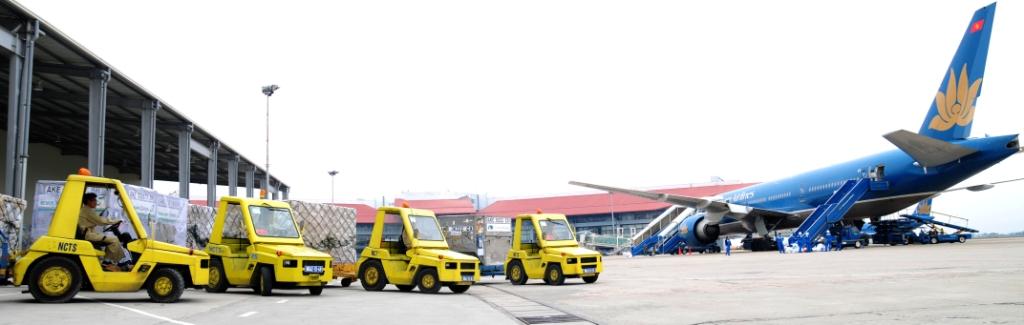 Vận chuyển hàng không nội địa Sài Gòn - Hà Nội cùng Viettelcargo