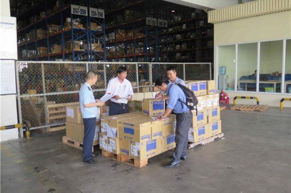 Vận chuyển hàng hóa đi Campuchia và Lào hai chiều giá rẻ
