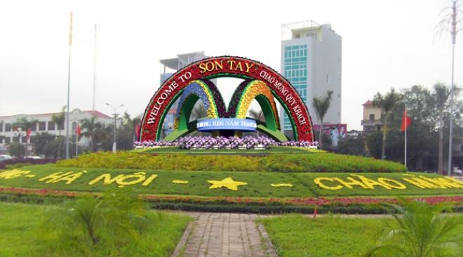 Chuyển phát nhanh tại thị xã Sơn Tây