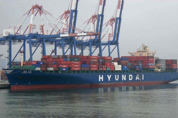 Vận chuyển đường biển từ Hải Phòng đi Đại Liên(Dalian)