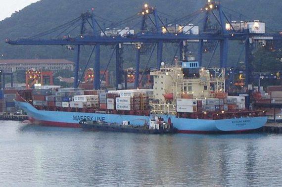 Vận chuyển đường biển từ Hải Phòng đi Thượng Hải