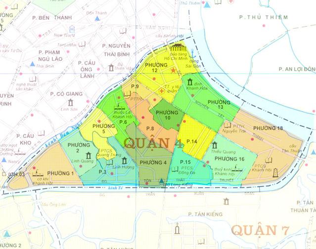 Chuyển phát nhanh quận 4 - Đà Nẵng