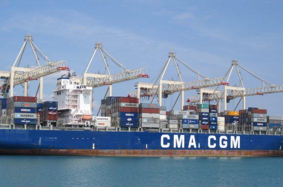 Vận chuyển hàng hóa bằng đường biển đi Trung Quốc giá rẻ, chuyên nghiệp