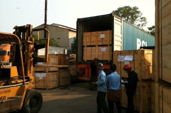 Dịch vụ khai báo hải quan tại Nậm Cắn – Xiêng Khoảng Lào