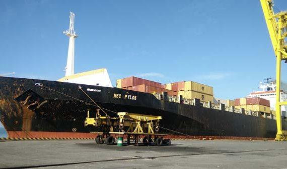 Vận tải đường biển từ Hải Phòng đến Sơn Đông