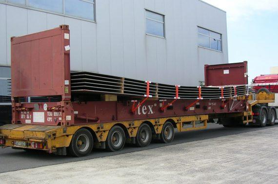 Dịch vụ vận chuyển hàng hóa siêu trường siêu trọng nhập khẩu