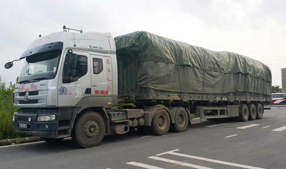 Dịch vụ vận tải đường bộ từ Hải Dương đi Lào giá rẻ