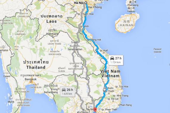 Nhận vận chuyển gửi hàng từ TPHCM đi ra Hà Nội