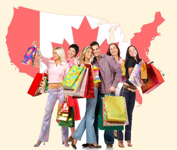 Dịch vụ chuyển phát nhanh đi Canada