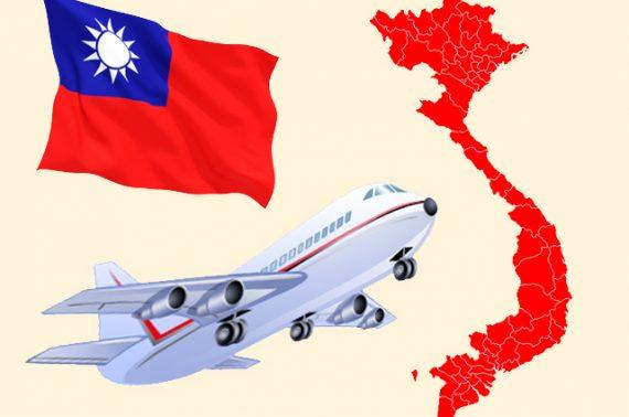 Dịch vụ chuyển hàng từ Đài Loan về Ninh Bình