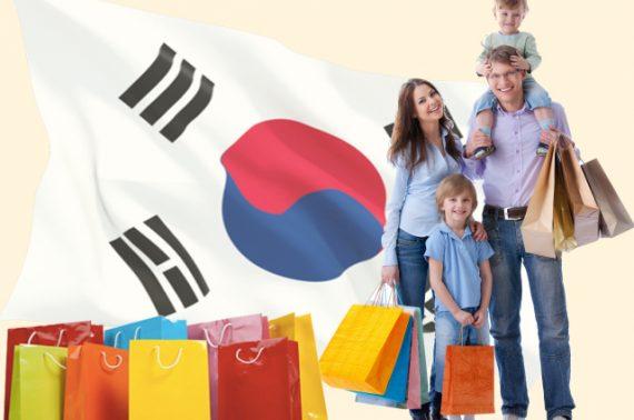 Dịch vụ chuyển phát nhanh từ Việt Nam đi sang Hàn Quốc uy tín
