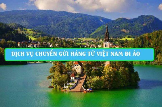Dịch vụ vận chuyển gửi hàng từ Việt Nam đi Áo