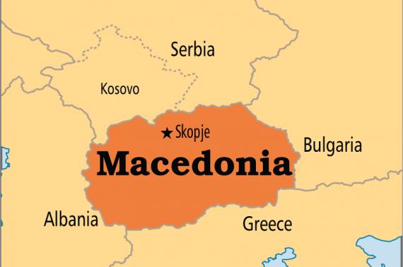 Dịch vụ chuyển phát nhanh từ Việt Nam đi Cộng hòa Macedonia