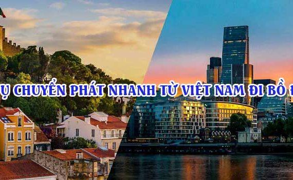 Dịch vụ chuyển phát nhanh từ Việt Nam đi Bồ Đào Nha