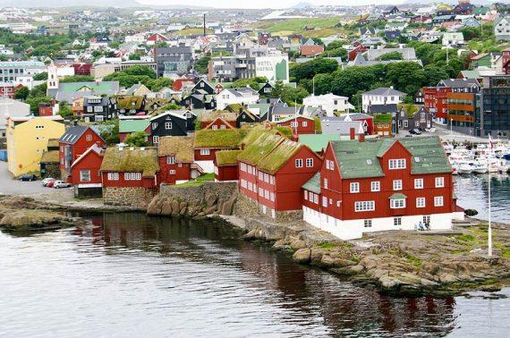 Dịch vụ chuyển phát nhanh từ Việt Nam đi Quần đảo Faroe