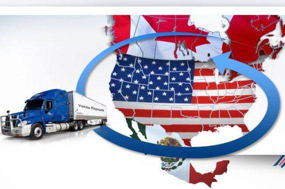 Gửi thực phẩm khô đi Mỹ qua đường xách tay