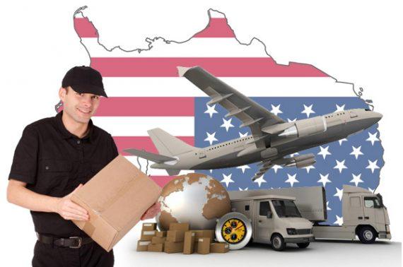 Dịch vụ gửi hàng đi Mỹ tiết kiệm đường biển giảm 30%
